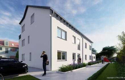CasaVita NEUBAU: Exklusive 3-Zimmer-Wohnung, Balkon, 1. OG, Design-Bad, LETZTE WOHNUNG