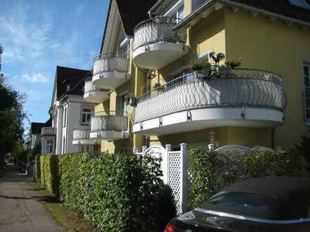 Vollständig renovierte 3,5-Zimmer-Maisonette-Wohnung mit Balkon und EBK in Bad Dürrheim