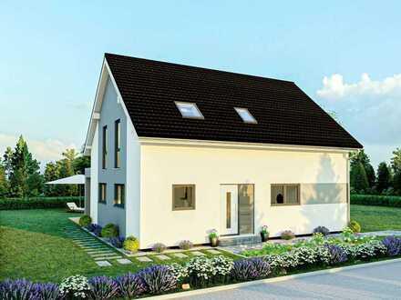 Ausbauhaus inkl. Grundst. Klimapositiv. Massiv. Frei geplant. Mit uns zieht Zukunft ein: FUTUREhaus!