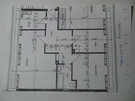 Preiswerte, modernisierte 4-Zimmer-Dachgeschosswohnung in Dortmund