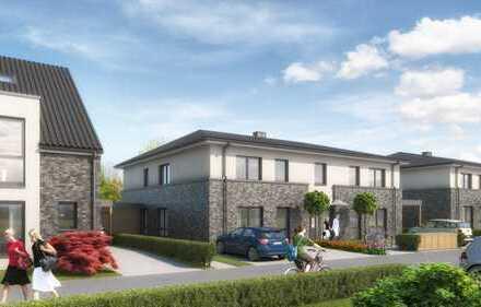Erstbezug: freundliche 3-Zimmer-Wohnung mit EBK und Balkon in Legden