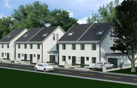 Neubau Doppelhaushälfen -gewachsenes Wohngebiet