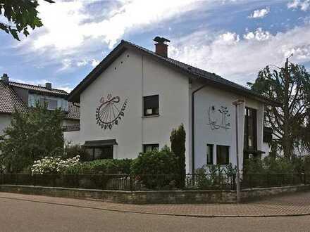 Von Privat: Schönes, freistehendes EFH auf sonnigem Eckgrundstück in sehr guter Lage von Oftersheim