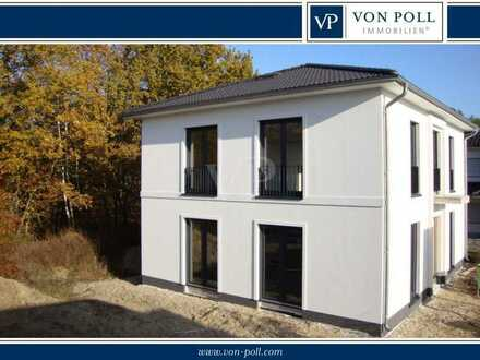 Moderne Bauhausvilla - schlüsselfertig und mit Gewährleistung!