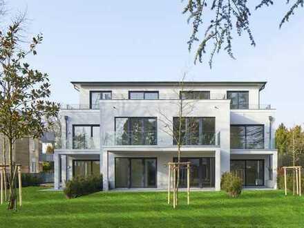 Luxus-Penthouse in Düsseldorf –Ludenberg / Ihr Wohntraum 2020 mit 56m² Sonnenterrasse