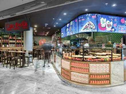 ciao bella - italian food: Restaurant im Foodcourt - Shoppingcenter Roland-Center