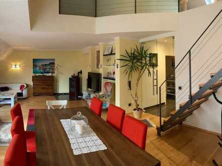 Do Kirchhörde/Schanze ! komfortable 126m² Galerie-Wohnung ! Miele EBK ! 2 TG Stellplätze !