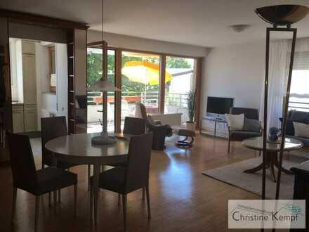 großzügige 3-Zimmer-Wohnung mit Loggia in Rheinstetten-Forchheim