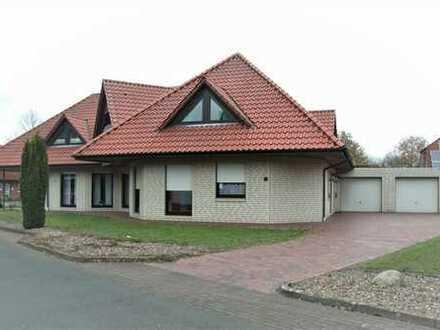 Moderne 4 ZKB - Wohnung mit Garage, Terrasse und Gartenanteil in bester Wohnlage in Garrel!!!