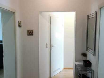 2-Zimmer-Wohnung 1.OG - vollmöbliert - in zentrumsnaher Lage - Altstadt von Hof fußläufig in nur