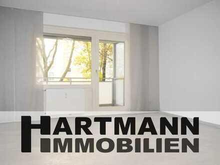 Renovierte 3-Zimmer-Wohnung mit Balkon und EBK in zentraler aber ruhiger Lage!