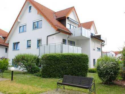 Sofort frei! 1,5 Zimmerwohnung in der Senioren Wohnanlage Bad Wimpfen