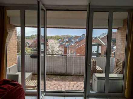 Attraktive 2-Zimmer-Wohnung mit Balkon und EBK zentrumsnah in Werne