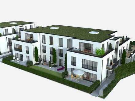 Idylle in der Großstadt! Sonnendurchflutetes 3-Zimmer-Penthouse mit großer Dachterrasse!