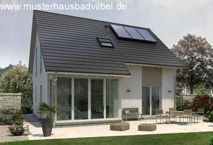 Unser Weihnachtsangebot mit Bodenplatte *KFW 55* Grundstückskosten*Garage*Küche
