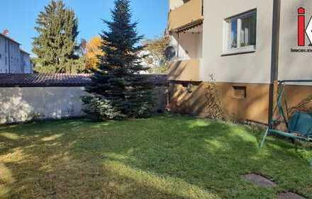 Das ist es! 3,5 Zimmerwohnung mit Garten in Sindelfingen