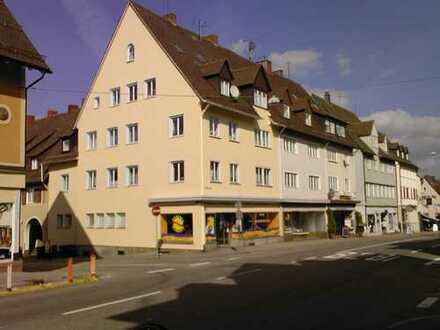 Top Geschäftslage in Freudenstadt beim Promenadeplatz
