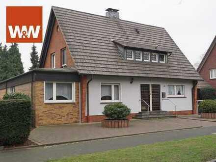 2-Fam.-Haus mit großem Garten in Herten-Disteln!!!
