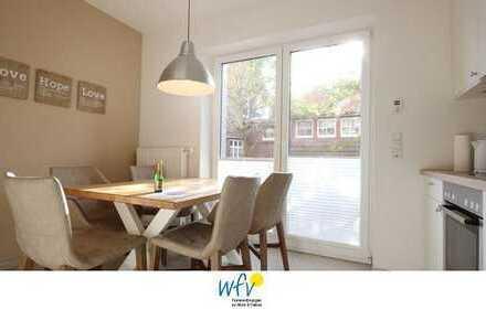 Alte Feuerwache Wohnung Nr. 2 - exklusive Ferienwohnung mit Balkon und Sauna