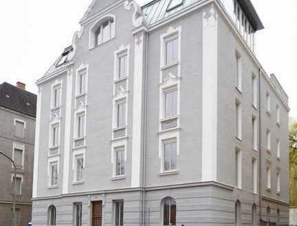 Stilvoll sanierte Altbauwohnung im Bismarckviertel
