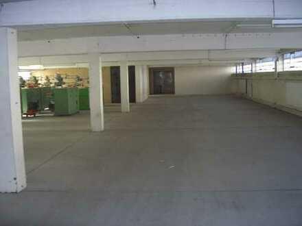 ARNOLD-IMMOBILIEN: Lagerfläche im Untergeschoss