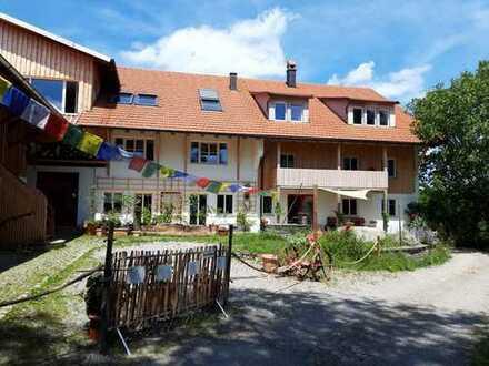 Schöne 4-Zimmer-Wohnung - Hofgemeinschaft in der Nähe von Kempten