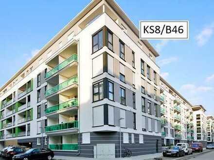 *Vermittlung NUR an Studenten* 1-Zimmer-Wohnung mit EBK und Balkon zum 01.03.2019