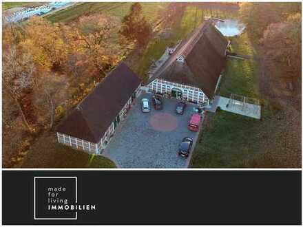 Ovelgönne - Strückhausen | Traumhaftes Anwesen mit viel Potenzial und exklusiver Ausstattung