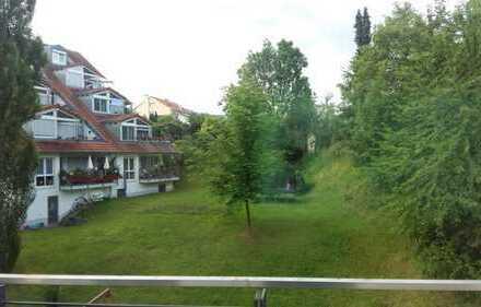 Stilvolle, neuwertige 2-Zimmer-Wohnung mit Balkon in Merzhausen