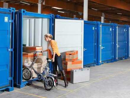 Lagerboxen für Möbel, Akten, Waren oder Werkzeuge // Sicher & Flexibel // sofort verfügbar