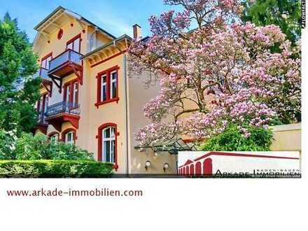*** Exklusive Büro/Praxisräume in denkmalgeschützter Villa nahe der Lichtentaler Allee ***