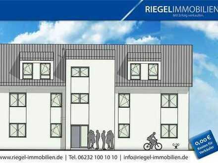Sie hier ? Wir auch ! NEUBAU Provisionsfreie Dachgeschosswohnung in Bestlage im 7-Familienhaus! Nr.7