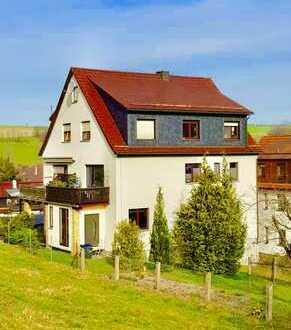 schöne große Doppelhaushälfte mit Garten und Blick in die Natur- !provisionsfrei!