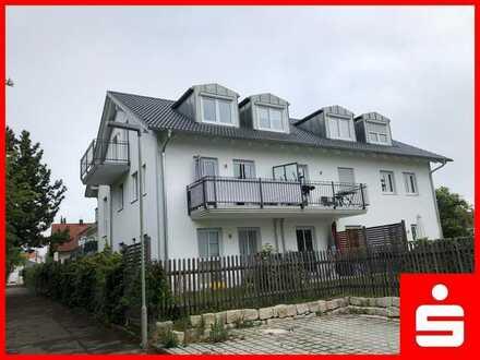 2-Zimmerwohnung mit großer Dachterasse in Ingolstadt