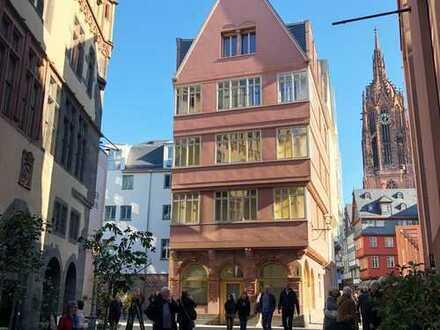 Ungewöhnliche Designerwohnung! Mitten in der Neuen Altstadt! Möbliert,sonnig,geräumig,ungewöhnlich!