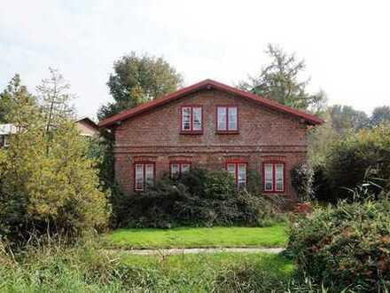 Schnuckeliges Landhaus mit großem Garten vor den Toren von Brunsbüttel