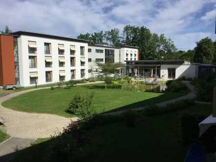 Betreutes Wohnen! Attraktive 3-Zi.Wohnung mit Balkon in Seniorenwohnanlage Kempten-Lenzfried