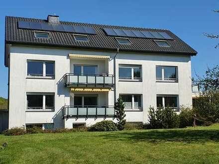 In traumhafter Lage von Hoberge: 2-Zimmer-Dachgeschosswohnung mit Blick ins Grüne