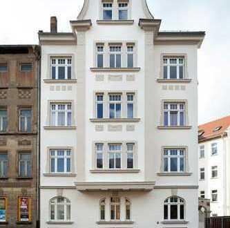 Neuwertige 4-Zimmer-Wohnung mit Balkon in Leipzig