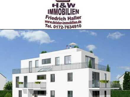 !! Provisionsfrei !! Neubau / EG Wohnung / Gartenanteil/