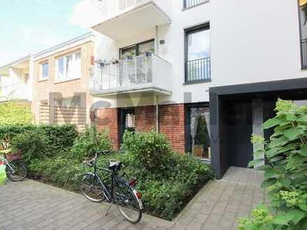 Großzügige und neuwertige 4-Zi.-Whg. mit Terrasse und Gartenbereich in ruhiger Wohnlage von Hamburg