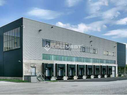 Neubau eines Logistikzentrums direkt an der A8