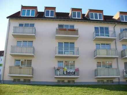 Gemütliche 1 Raum Wohnung mit Balkon ist noch zu mieten