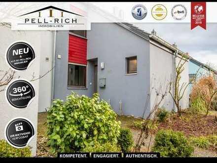 REIHENWEISE GLÜCK: Reihenmittelhaus in gefragter Lage von Daxlanden, Großteil 2018 saniert!