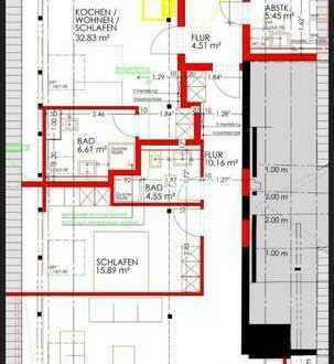 Wohnung in Schöllkrippen Hofstädten 600.0 € - 73.0 m² - 2.0 Zi.