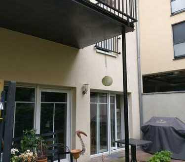 """Braunschweig, Wohnung """"Reihenhaus"""" im Westl. Ring, mit Garten"""