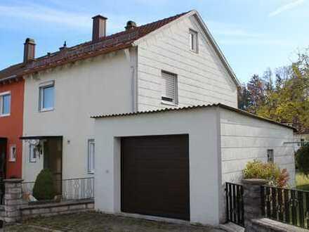 Doppelhaushälfte in Kaufbeuren/ Oberbeuren