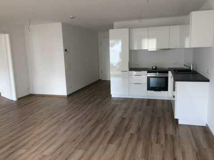 Neuwertige 2,5-Zimmer-EG-Wohnung mit Terrasse/ Garten und EBK in Deckenpfronn