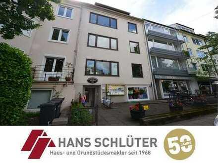 Mitten in Schwachhausen - Wachmannquartier!