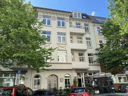Großzügige Dachgeschosswohnung am Blücherplatz